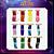 Máscara Pigmentante Beats Zodiac AR - Aquário (Violeta) 100g Kamaleão Color - Imagem 4