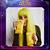 Máscara Pigmentante Beats Zodiac FOGO- Leão (Amarelo) 100g Kamaleão Color - Imagem 2