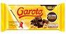 Barra de Chocolate Garoto Meio Amargo Amendoim 90g - Imagem 1