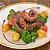 Polvo com Páprica com batatas, brócolis e tomate cereja - Imagem 1