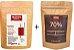 Kit Degustação - Choco 70% Dark + Café Maturado em Barril de Whiskey - Imagem 1