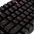 TECLADO MECÂNICO - ALPHA RED USB 2.0 - Imagem 2