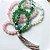 Japamala 108 contas em Quartzo Rosa, Verde e Cristal Originais com Detalhe Buda - Relacionamento, Saúde e Sabedoria - Imagem 9