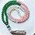 Japamala 108 contas em Quartzo Rosa, Verde e Cristal Originais com Detalhe Buda - Relacionamento, Saúde e Sabedoria - Imagem 5