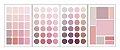 Palette Rose| Adesivos - Imagem 3