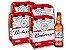 Cerveja Budweiser Long Neck (24 unidades) - Imagem 1