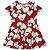 Vestido Corações  - Tam 3 -  Kely Kety - Imagem 1