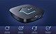 Receptor Iptv Smart Tv Htv 7 16Gb / 2Gb RAM / Android 9.0 / Bluetooth / Comando de voz - Preto - Imagem 3