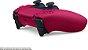 PS5 Controle Joystick Playstation 5 DualSense Sem Fio Original Vermelho Sony - Imagem 3