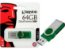 Pendrive Usb Kingston 64Gb - Imagem 1