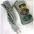 Extensao Eletrica 3 Tomadas 10A (2P x 0.75mm) 5m Celuz - Imagem 1
