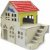 Quebra-Cabeça Casinha para Pintura 3D  - Imagem 2