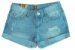 Shorts Jeans Feminino T.36 - Imagem 1