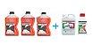 Kit Sistema De Arrefecimento Koube 3 Aditivos Agua Limpa Radiador - Imagem 1