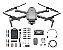 Drone DJI Mavic 2 Zoom (BR) - Fly More Combo Anatel - Imagem 1