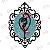 Mini Mandala Religiosa em MDF - Imagem 3