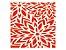 Stencil Acrilex Ref.1509 Estamparia 4 13cm x 13cm - Imagem 1