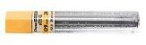 Grafite Pentel 0,9mm Hi Polymer Super tubo c/ 12 minas - Imagem 2