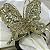 Porta Guardanapo Borboleta Dourada Imperial da Charlô - 4 unidades - Imagem 4