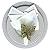 Porta Guardanapo Borboleta Dourada Imperial da Charlô - 4 unidades - Imagem 2
