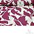 Trilho de Mesa Arabesco Malbec 45cmx1,50cm - Imagem 2