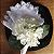 Guardanapo de Tecido Branco Chic com Renda Guipir da Charlô 36cmx36cm (2 peças) - Imagem 2