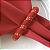Guardanapo de Tecido Vermelho com Porta Guardanapo Hohoho – 4 pessoas - Imagem 1