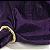 Guardanapo de Tecido Violeta Tafetá 28cmx28cm - 4 unidades - Imagem 2