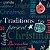 Kit 4 Guardanapos de Tecido Mensagem de Natal 40cmx40cm - Imagem 3