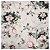 Kit 4 Guardanapos de Tecido Vintage Rosa da Charlô 40cmx40cm - Imagem 1
