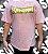 Camiseta Koncept Logo Box - Rosa - Imagem 4