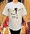 Camiseta Jeeh Vieira Liberdade Sobre Rodas - Branca - Imagem 4