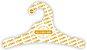 Cabide Personalizado com sua logo / Juvenil / Capa Branca / CS102 - Imagem 1