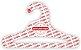 Cabides Personalizado com sua logo / Juvenil Aberto / Capa Branca / CS103 - Imagem 1
