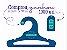 Promoção Comprou Ganhou: Cabide Personalizado com sua logo / Infantil Aberto / Color Face / CS101 - Ganhe a Tag Color Face 1000 unidades personalizado - Imagem 2
