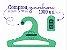 Promoção Comprou Ganhou: Cabide Personalizado com sua logo / Infantil Aberto / Color Face / CS101 - Ganhe a Tag Color Face 1000 unidades personalizado - Imagem 6