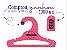 Promoção Comprou Ganhou: Cabide Personalizado com sua logo / Infantil Aberto / Color Face / CS101 - Ganhe a Tag Color Face 1000 unidades personalizado - Imagem 5