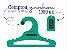 Promoção Comprou Ganhou: Cabide Personalizado com sua logo / Infantil Aberto / Color Face / CS101 - Ganhe a Tag Color Face 1000 unidades personalizado - Imagem 7