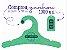 Promoção Comprou Ganhou: Cabide Personalizado com sua logo / Juvenil / Color Face / CS102 Ganhe a Tag Color Face 1000 unidades personalizado - Imagem 8