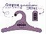 Promoção Comprou Ganhou: Cabide Personalizado com sua logo / Juvenil / Color Face / CS102 Ganhe a Tag Color Face 1000 unidades personalizado - Imagem 6