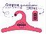 Promoção Comprou Ganhou: Cabide Personalizado com sua logo / Juvenil / Color Face / CS102 Ganhe a Tag Color Face 1000 unidades personalizado - Imagem 7