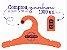 Promoção Comprou Ganhou: Cabide Personalizado com sua logo / Juvenil / Color Face / CS102 Ganhe a Tag Color Face 1000 unidades personalizado - Imagem 5