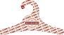 Promoção Comprou Ganhou: Cabide Personalizado com sua logo / Juvenil / Natural / CS102  Ganhe a Tag Natural 1000 unidades personalizado - Imagem 2