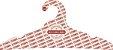 Promoção Comprou Ganhou: Cabide Personalizado com sua logo / Adulto / Natural / Cs104 - Ganhe a Tag Natural 1000 unidades personalizado - Imagem 2