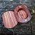 Caixinha Porta Palhetas Magnética de Jacarandá Violeta - Imagem 3
