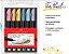 Caneta Ponta Pincel Brush 6 Cores Pastel Faber Castell - Imagem 3