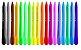 Giz escolar colorido plástico Color Peps Maped - Imagem 2