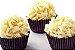 Branquinho com raspas de chococolate branco belga Callebaut (mín 24 uni) - Imagem 1