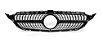 Grade Frontal Sem Emblema Mercedes Amg C W205 Diamante - Imagem 5