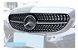 Grade Frontal Sem Emblema Mercedes Amg C W205 Diamante - Imagem 6